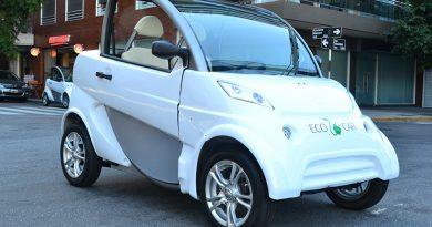 El primer vehículo 100% eléctrico fabricado en el país