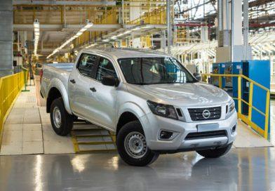 Nissan comenzó la producción de la pick up Frontier