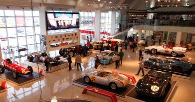 Museo del Automovil TRH