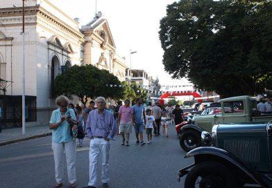 Arranca la XXVIII Fiesta Nacional del Automovilismo Balcarce 2020
