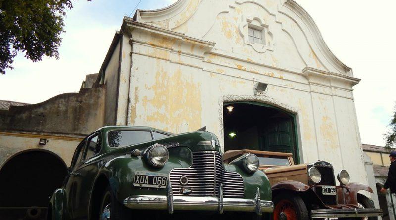3º Exposición de autos en Lujan