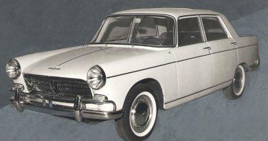 Peugeot 404 – Construido para durar mas – 2da Parte