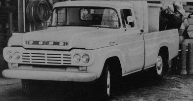 Ford F100: Sinónimo de campo argentino – Primera Parte