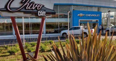 Chivo Café. Un museo bien Chevrolet