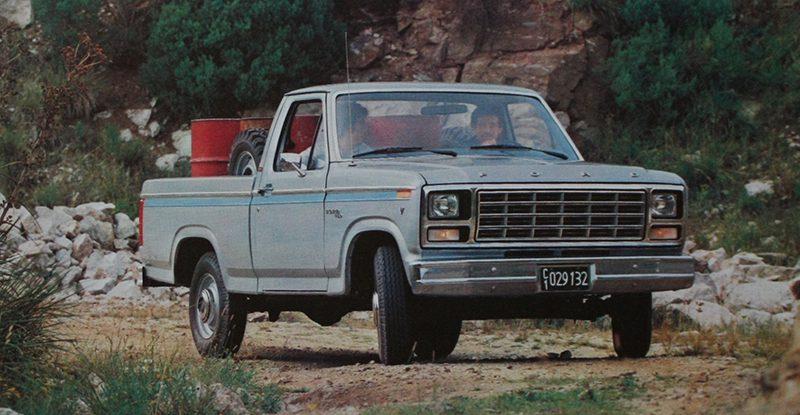 Ford F100: Sinónimo de campo argentino – Segunda Parte